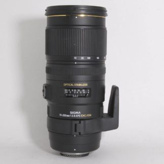 Sigma 70-200mm F/2.8 APO HSM EX DG OS Nikon Lens