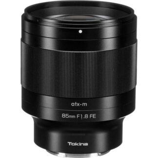 Tokina atx-m 85mm f/1.8 Sony FE Fit Lens