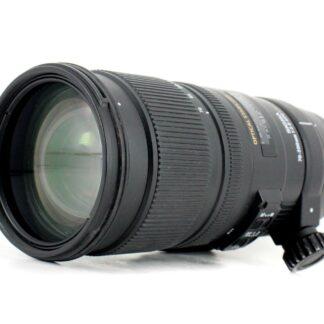 Sigma 70-200mm F/2.8 APO HSM EX DG OS Canon Lens
