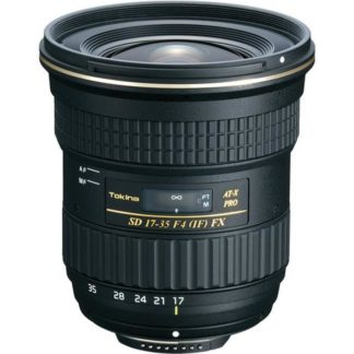 Tokina 17-35mm f/4 AT-X Pro FX Canon EF Fit Lens