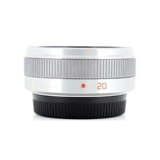 8006 Panasonic LUMIX G 20mm f1.7 ASPH II Lens