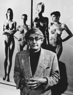 Frames From The Edge - Helmut Newton