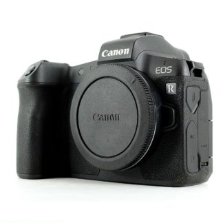 Canon EOS R 30.3 MP Mirrorless Digital Camera (Body Only)