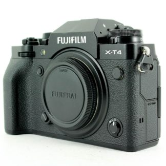 Fujifilm X-T4 26.1 MP Mirrorless Camera - Black ( Body Only)