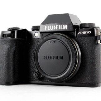 Fujifilm X-S10 26.1MP Mirrorless Camera Black (Body Only)