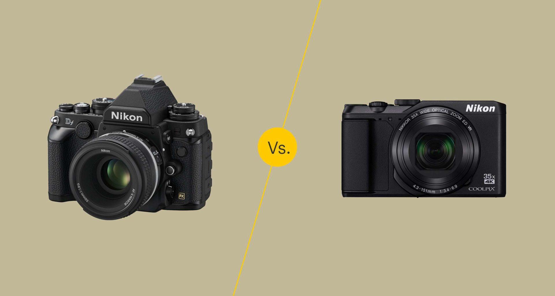 DSLR vs Compact