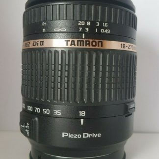 Tamron AF 18-270mm F/3.5-6.3 Di II PZD Sony