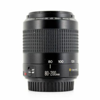 Canon EF 80-200mm f/4.5-5.6 II Lens
