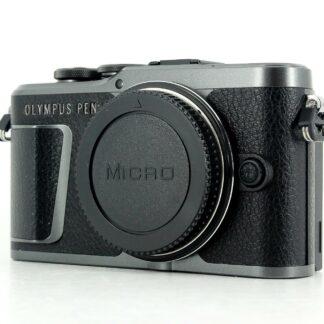 Olympus PEN E-PL10 16.1MP Mirrorless Digital Camera - Black (Body Only)