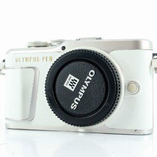 Olympus Pen E‑PL9 16.1 Digital Camera - White (Body Only)