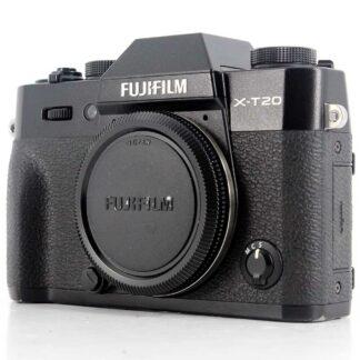 Fujifilm X-T20 24.3MP Mirrorless Camera Body Only