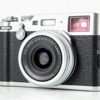 Fujifilm X100F 24.3MP Digital Camera - Black Silver (Body Only)