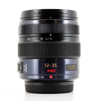 Panasonic Lumix G X Vario 12-35mm f/2.8 ASPH Power OIS Lens