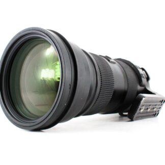 Sigma 150-600mm F5-6.3 DG OS HSM Sport Canon Lens