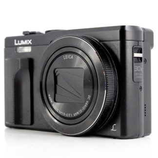 Panasonic LUMIX DMC-TZ8018.1MP Digital Camera Black