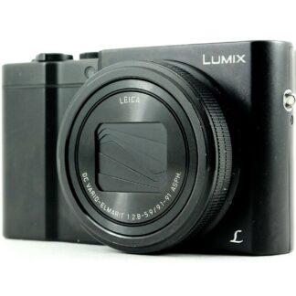 Panasonic LUMIX DMC-TZ100 20MP Digital Camera - Black