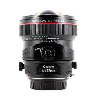 Canon TS-E 17mm f4 Tilt Shift TSE Lens