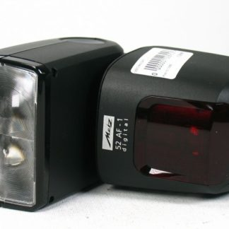 Metz Mecablitz 52 AF-1Flash Unit Flashgun for Olympus/Panasonic