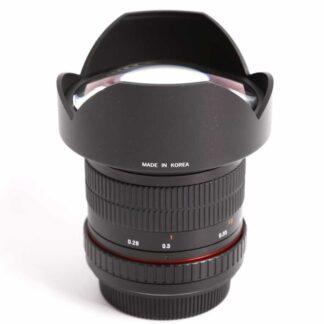 Samyang 14mm f/2.8 IF ED UMC Canon Fit Lens