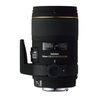 Sigma 150mm f/2.8 APO EX DG HSM Macro Nikon Fit Lens