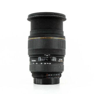 Sigma 24-70mm f/2.8 EX DG Macro, Nikon Fit Lens
