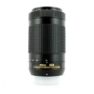 Nikon AF-P Nikkor 70-300mm f/4.5-6.3G ED DX Lens