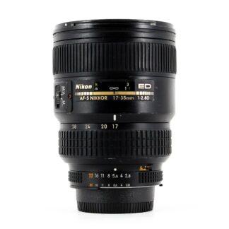 Nikon AF-S Nikkor 17-35mm F/2.8 IF ED Lens