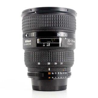 Nikon AF Nikkor 20-35mm F/2.8 D Lens