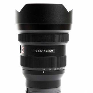 Sony FE 12-24mm f/2.8 GM Lens (SEL1224GM)