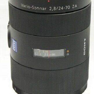 Sony Vario-Sonnar T 24-70mm F2.8 ZA Lens (SSM SAL2470Z)