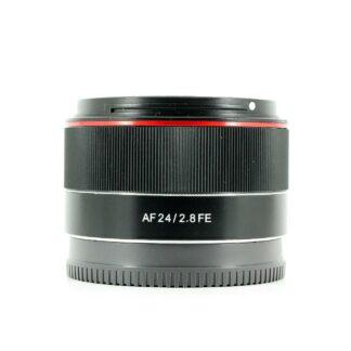 Samyang AF 24mm f2.8 Sony FE Fit Lens
