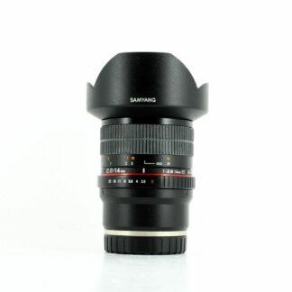 Samyang 14mm f/2.8 IF ED UMC Sony E Mount Lens