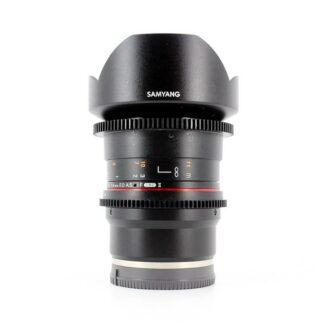 Samyang 14mm T3.1 ED AS IF UMC II - Sony E Mount Lens