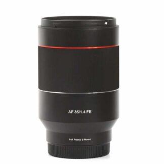 Samyang AF 35mm F1.4 Sony FE Mount Lens