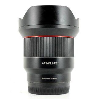 Samyang AF 14mm F2.8 Sony FE Lens