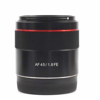 Samyang AF 45mm f1.8 Sony FE Fit Lens