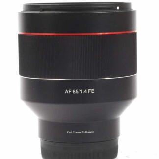 Samyang AF 85mm f/1.4 Sony FE Mount Lens