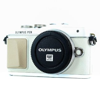 Olympus PEN E-PL7 16MP Digital Camera - White (Body only).