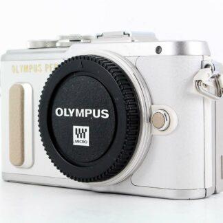 Olympus PEN E-PL8 16.1MP Digital Camera - White (Body Only)