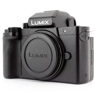 Panasonic LUMIX DC-G100 20.3MP Digital Camera - Black (Body Only)